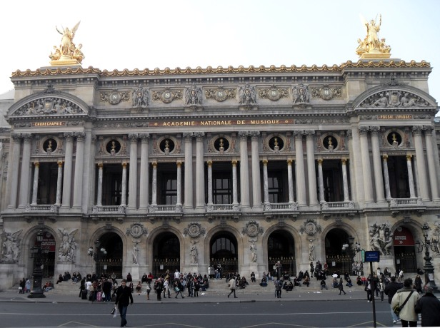 Opéra national de Paris.