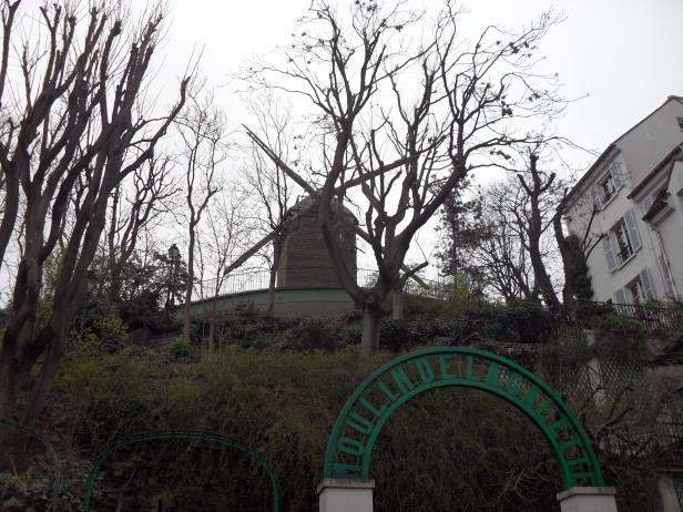 Moulin de la Galette.