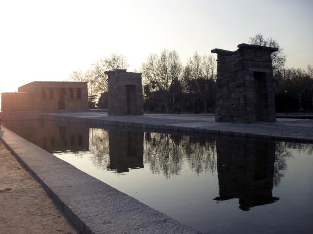 Tempio di Debod.