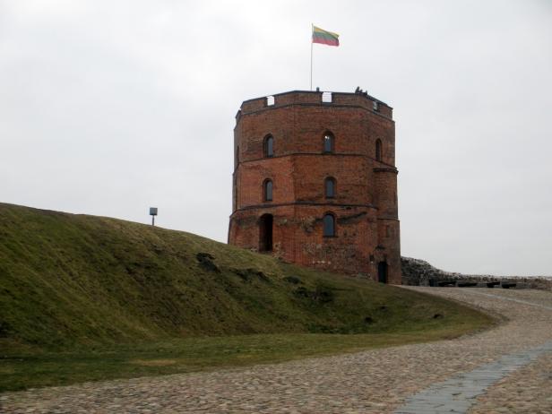 Torre di Gediminas, Vilnius.