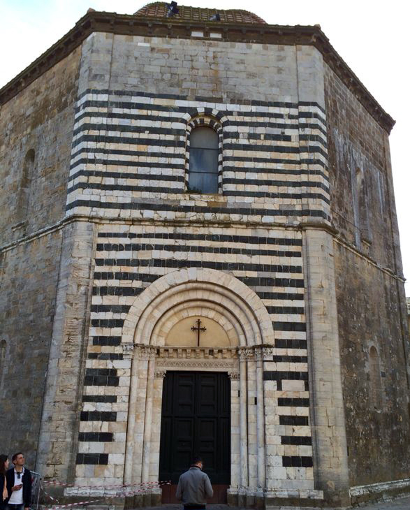 Battistero di San Giovanni.