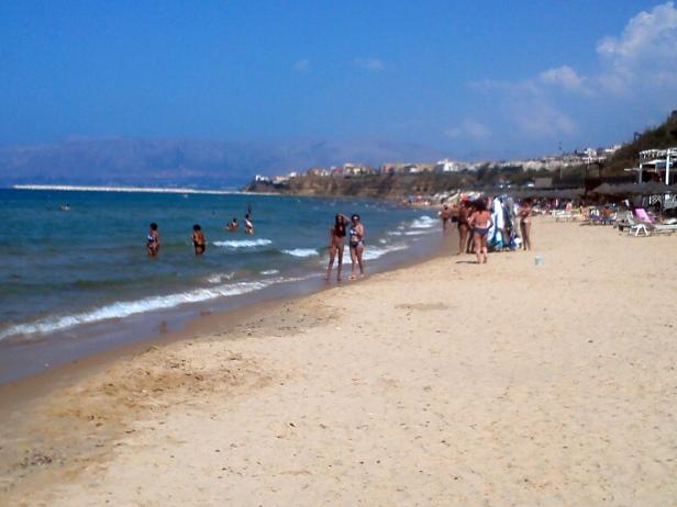 Spiaggia di Balestrate.