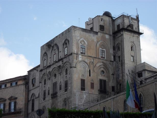 Palazzo dei Normanni.