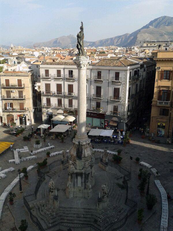 Piazza San Domenico.