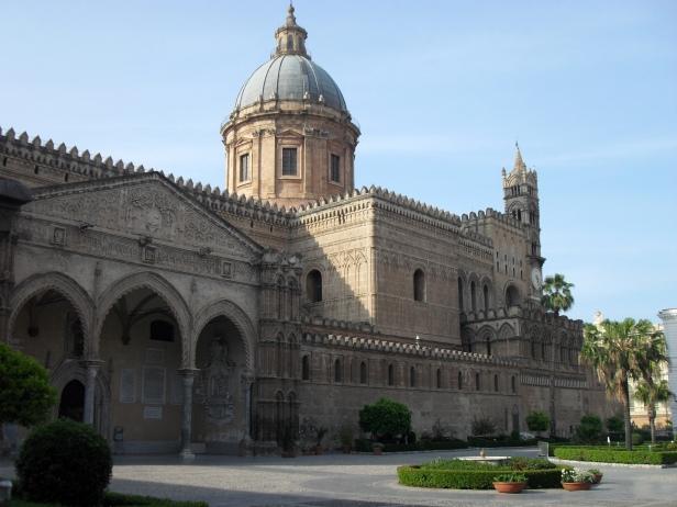 Duomo di Palemo.