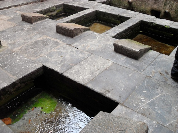Lavatoio medievale di Cefalù.