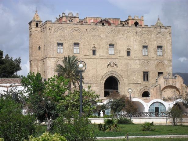 Palazzo la Zisa.