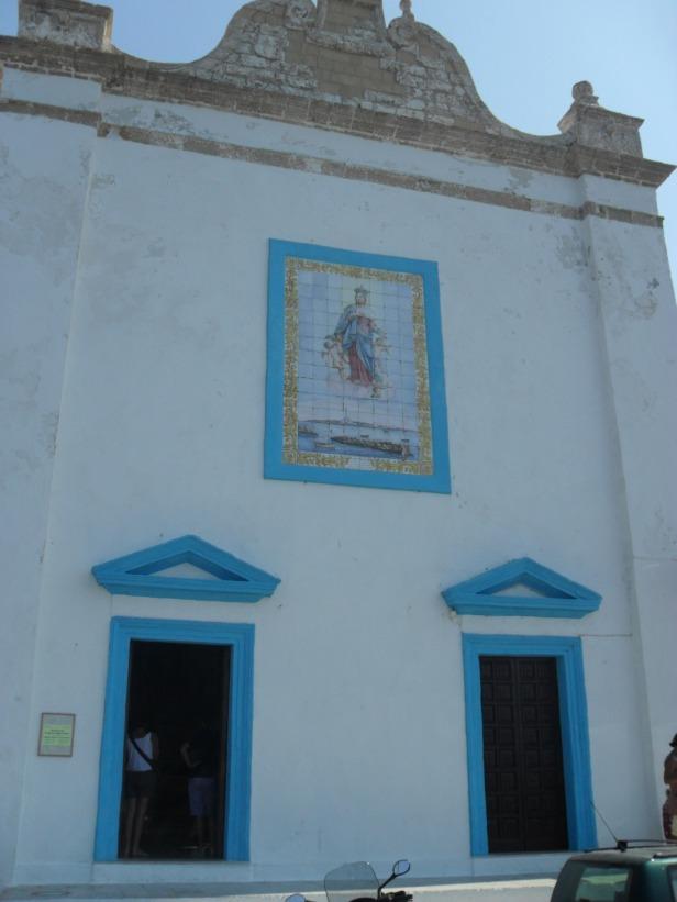 Chiesa di Santa Maria degli Angeli, Gallipoli.