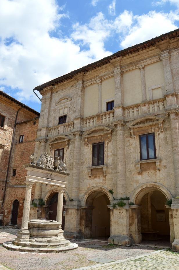 Palazzo Nobili-Tarugi, Montepulciano.