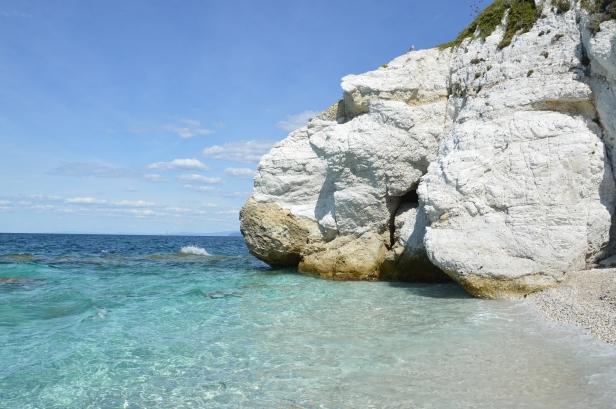 Spiaggia Capobianco.