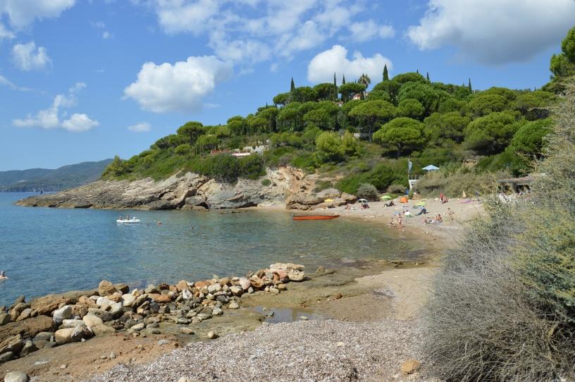 Spiaggia Madonna delle Grazie.