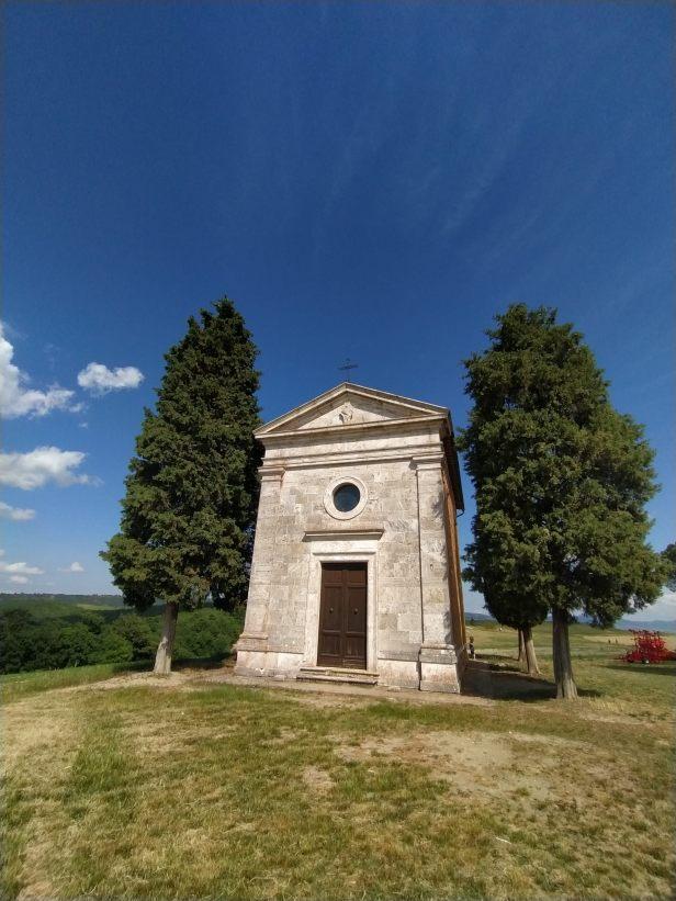 Cappella della Madonna di Vitaleta.