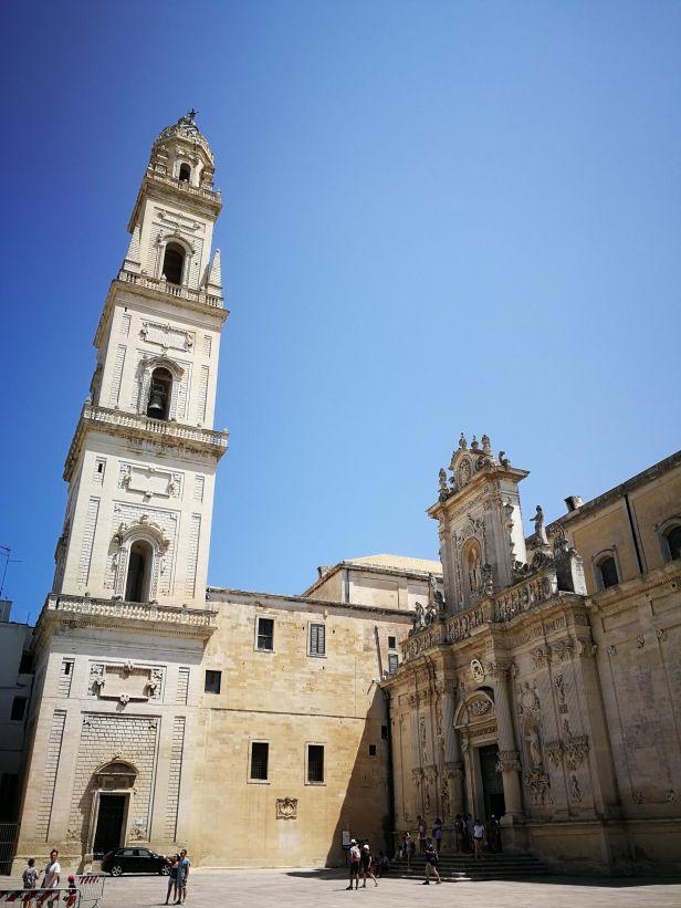 Piazza del Duomo, Lecce.
