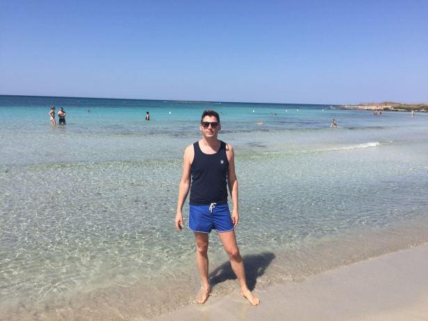 Spiaggia di Porto Cesareo.