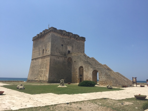 Torre Lapillo.