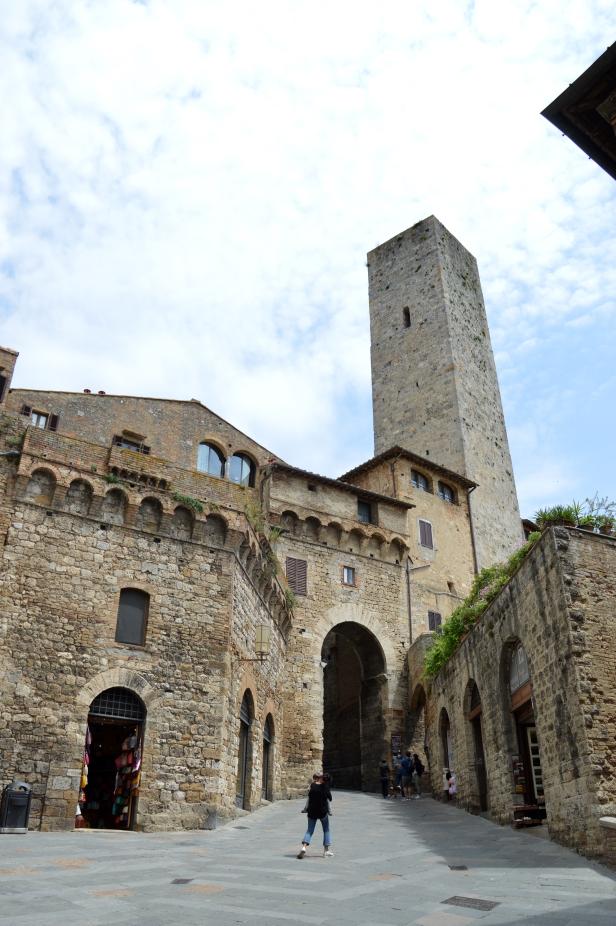 Torre dei Becci.