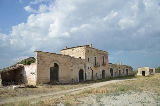 Complesso di Santa Maria dei Manzi.
