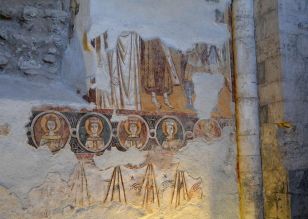 Ciclo pittorico del XIII secolo.